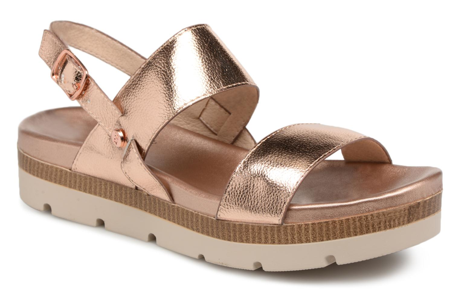 Marques Chaussure femme Xti femme 47661 Nude