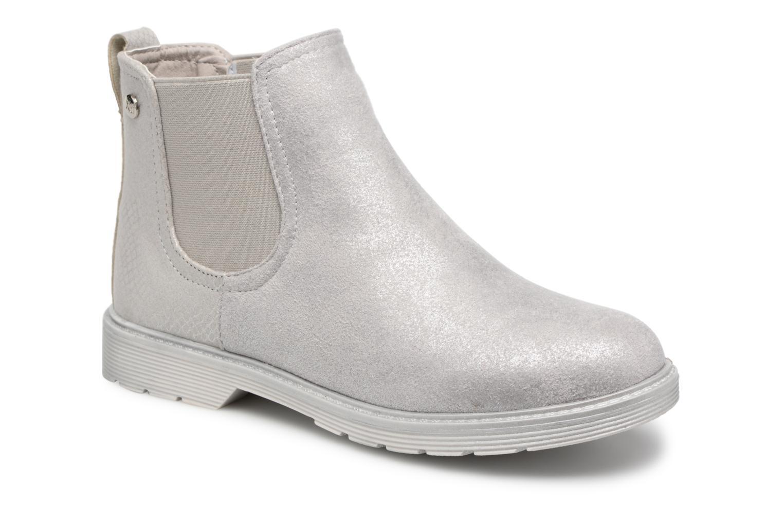 Xti 47810 (Argent) - Bottines et boots chez Sarenza (337986)