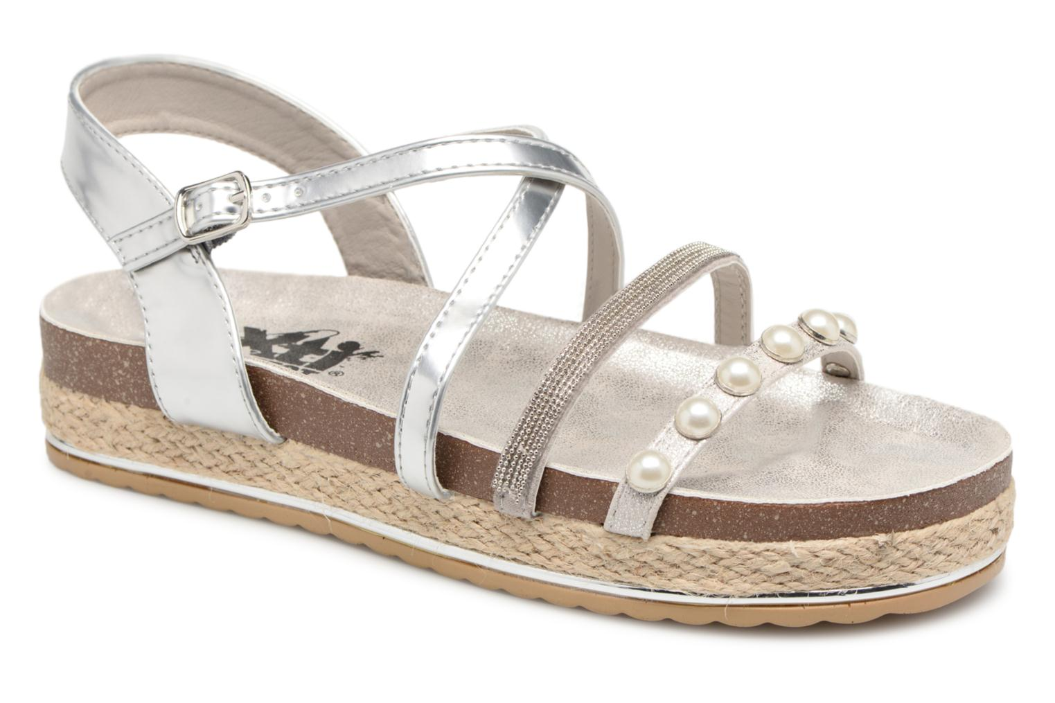 Marques Chaussure femme Xti femme 47835 Silver