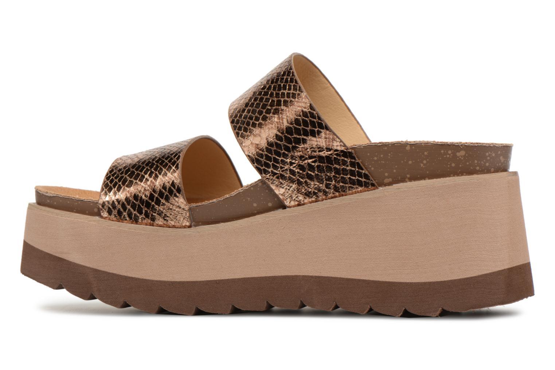 ... Zapatos promocionales Xti 48060 (Oro y bronce) - Zuecos Zapatos  casuales salvajes ... 506b26461570