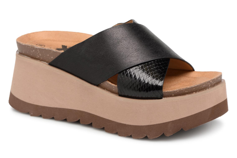 Zapatos promocionales Xti 48061 (Negro) - Zuecos   Los últimos zapatos de descuento para hombres y mujeres