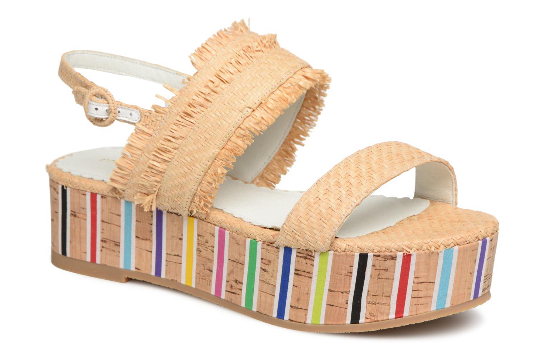 Zapatos promocionales Mellow Yellow Bahine (Beige) - Sandalias   Venta de liquidación de temporada