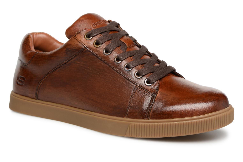 Marques Chaussure homme Skechers homme Volden Fandom Blu