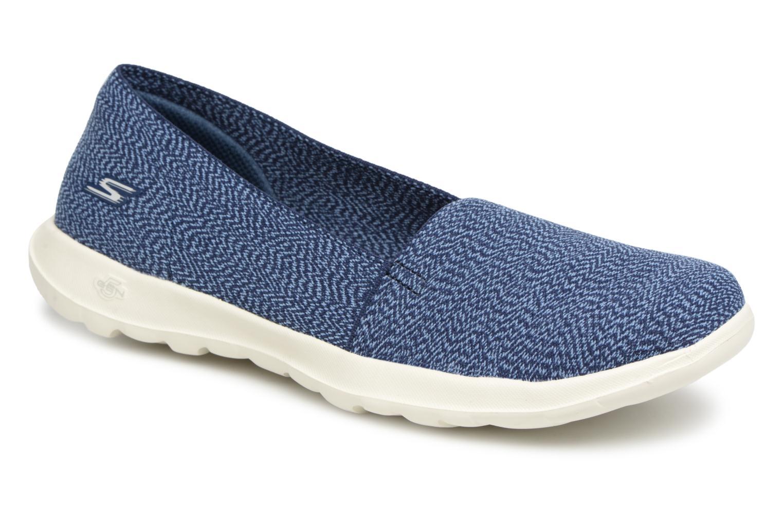 4ab47dde0fe Grandes descuentos últimos zapatos Skechers Go Walk Lite Smitten (Azul) -  Deportivas Descuento