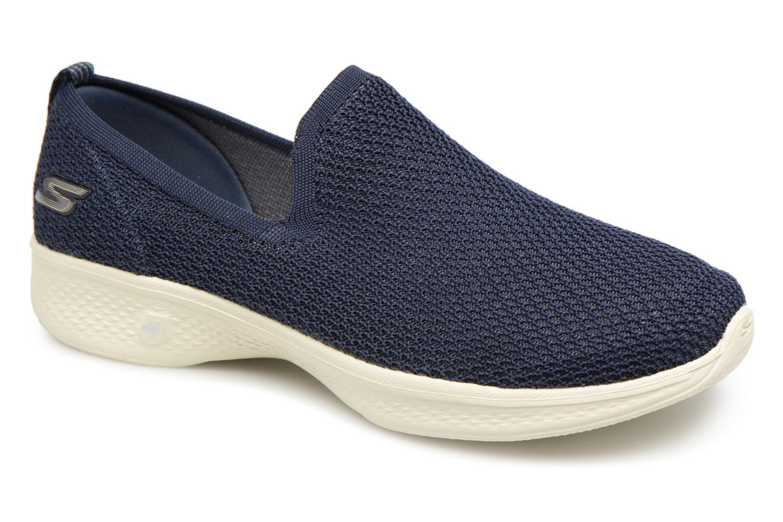 Gran descuento Skechers Go Walk 4 Propel (Azul) - Deportivas en Más cómodo
