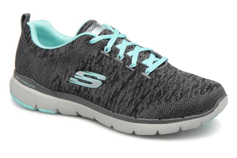 Grandes descuentos últimos zapatos Skechers Flex Appeal 3.0 (Gris) - Zapatillas de deporte Descuento