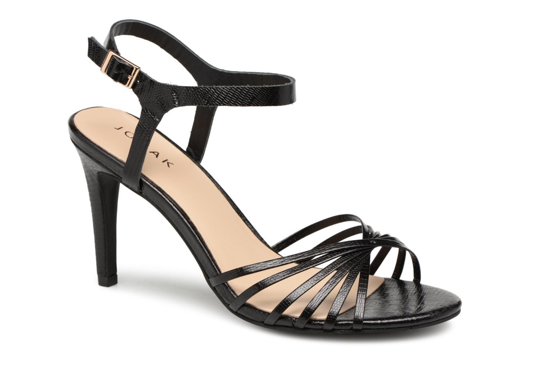 Zapatos promocionales Jonak SOLANGE 2 (Negro) - Sandalias   Venta de liquidación de temporada