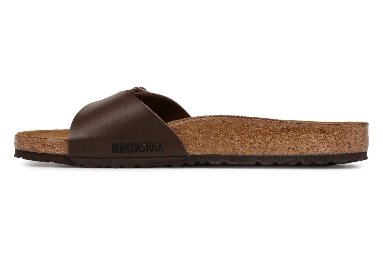 Sandalen Birkenstock MADRID 1 braun ansicht von vorne