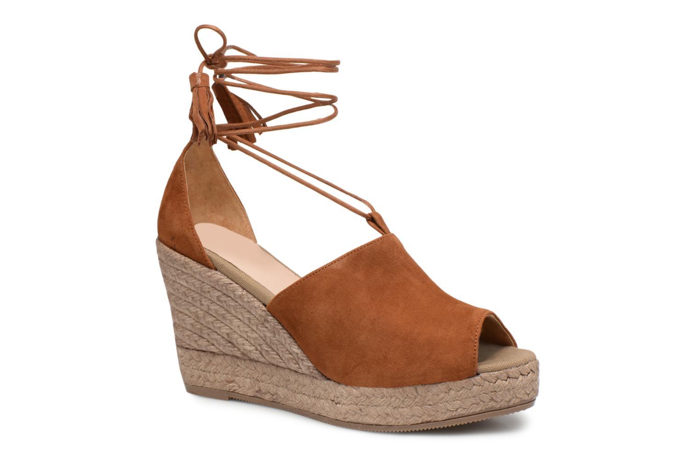 Zapatos promocionales Kanna KV7141 (Marrón) - Sandalias   Venta de liquidación de temporada