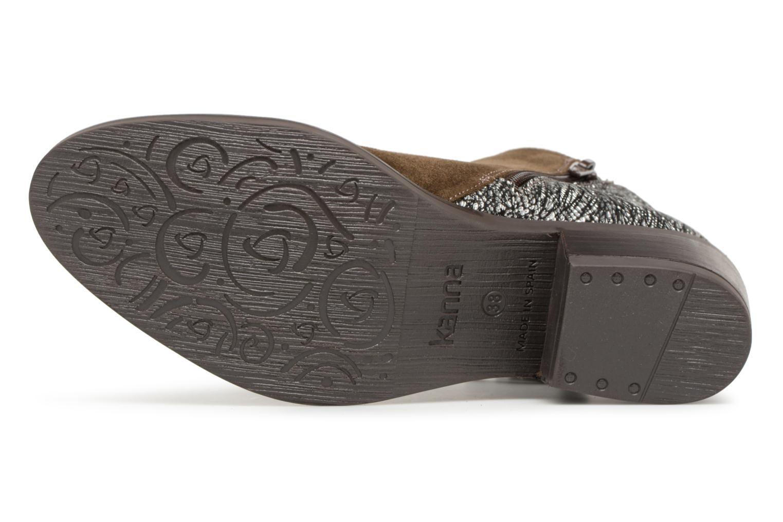 Grandes descuentos últimos zapatos Kanna KI6623 (Marrón) - Botines  Descuento