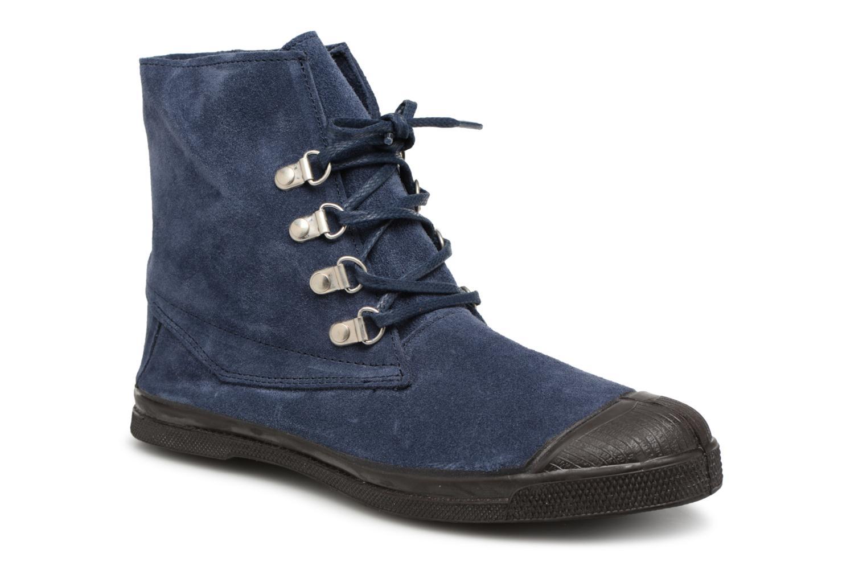 Grandes descuentos últimos zapatos Bensimon F15584C18A01 (Azul) - Deportivas Descuento