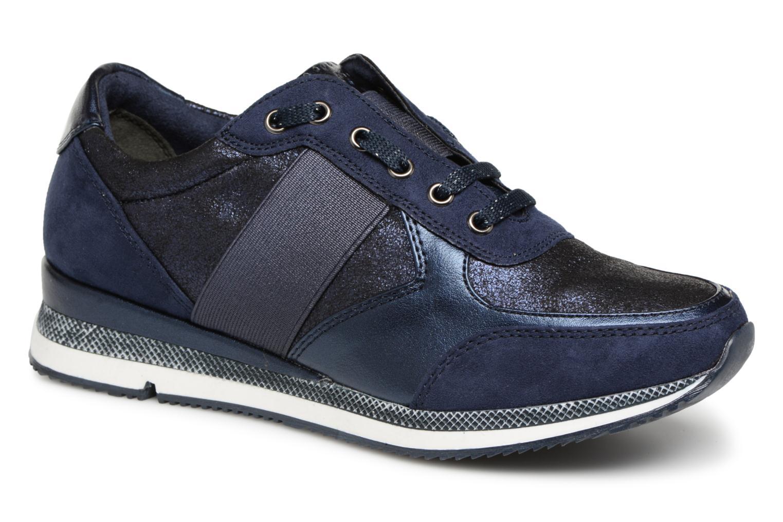 Grandes descuentos últimos zapatos Marco Tozzi NASTOR (Azul) - Deportivas Descuento