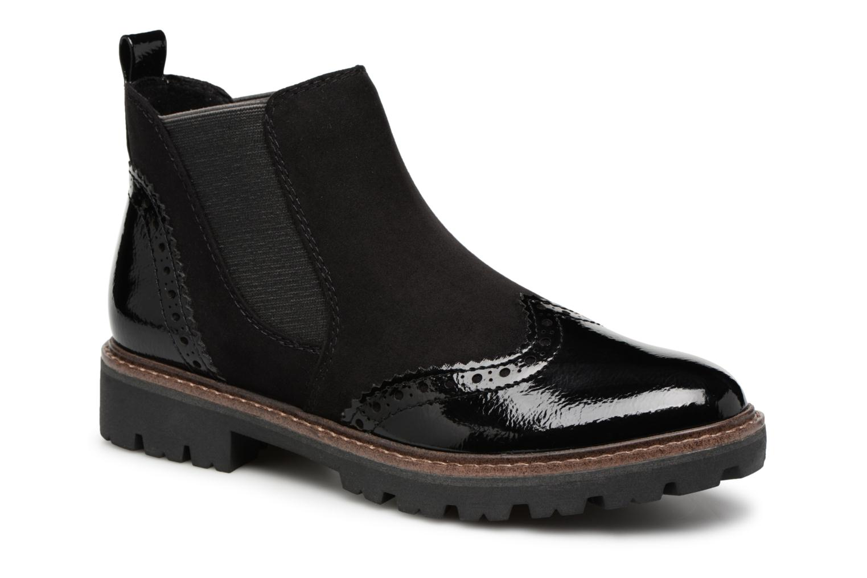 Grandes descuentos últimos zapatos Marco Tozzi ABEL (Negro) - Botines  Descuento