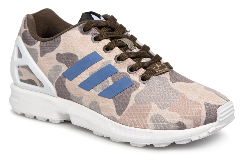 Zapatos promocionales Adidas Originals Zx Flux 2 (Verde) - Deportivas   Casual salvaje