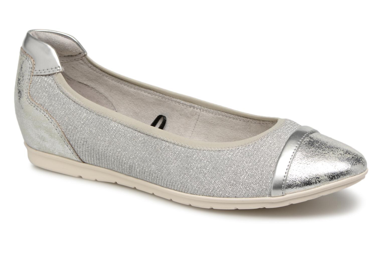 Zapatos promocionales Tamaris 22109 (Gris) - Bailarinas   Venta de liquidación de temporada