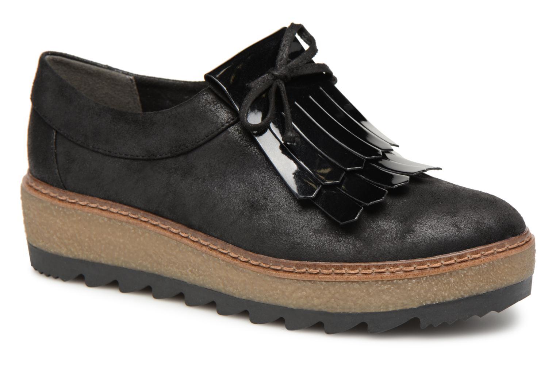 Los últimos zapatos de descuento para hombres y mujeres Tamaris 24733 (Negro) - Zapatos con cordones en Más cómodo