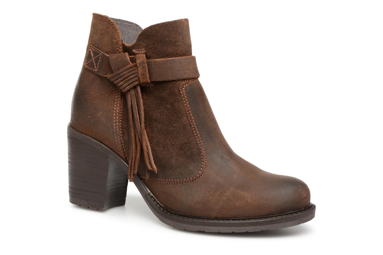 Grandes descuentos últimos zapatos P-L-D-M By Palladium Soria Crt (Marrón) - Botines  Descuento