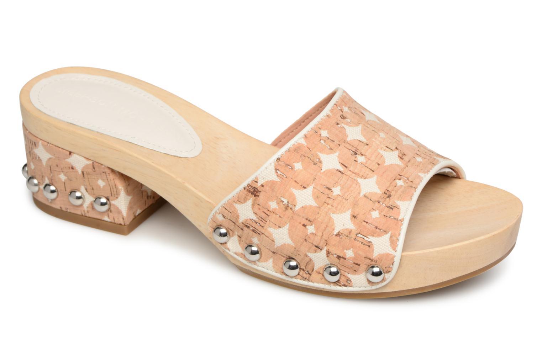 Grandes descuentos últimos zapatos Sigerson Morrison AKIRA (Beige) - Zuecos Descuento