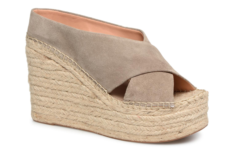 Zapatos promocionales Sigerson Morrison ATIFA (Gris) - Alpargatas   Descuento de la marca