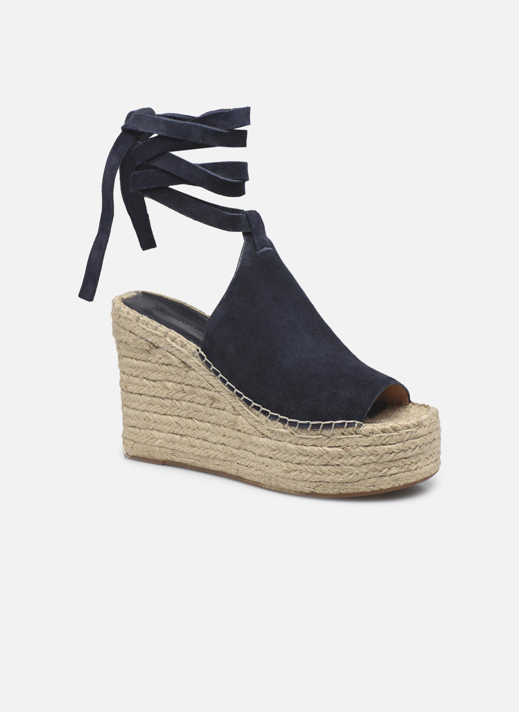 Grandes descuentos últimos zapatos Sigerson Morrison AUDORA (Azul) - Alpargatas Descuento