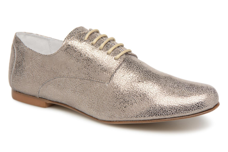 Zapatos promocionales Elizabeth Stuart ISSIO 415 (Plateado) - Zapatos con cordones   Zapatos de mujer baratos zapatos de mujer