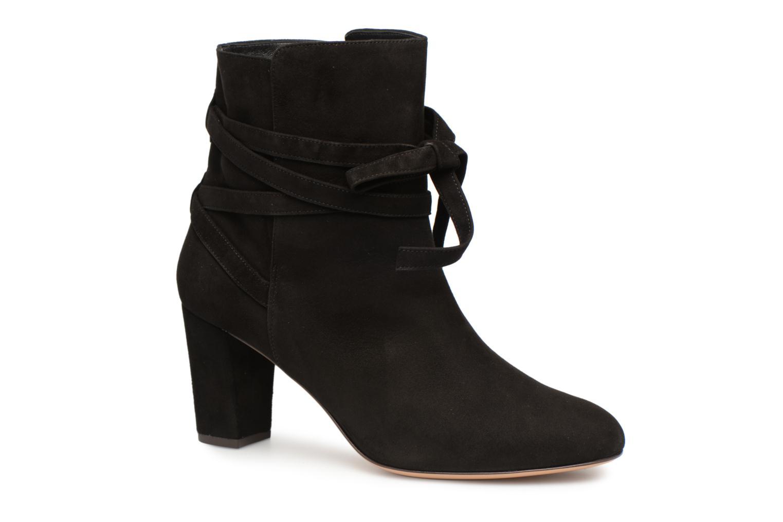 Grandes descuentos últimos zapatos Tila March TMS222-TAE-02 (Negro) - Botines  Descuento