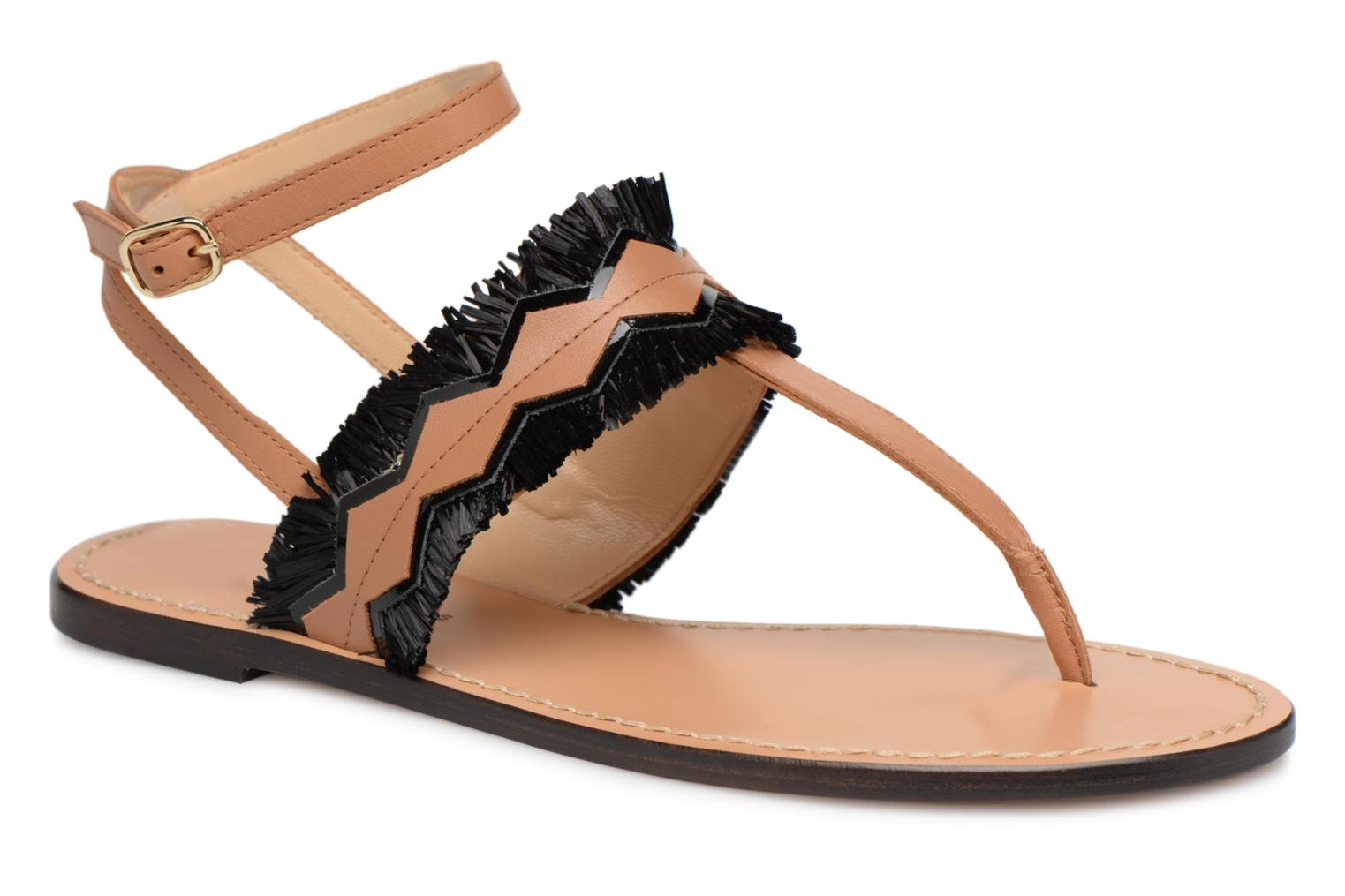 Tila March - Damen - TMS255-AL-01-28 - Sandalen - braun