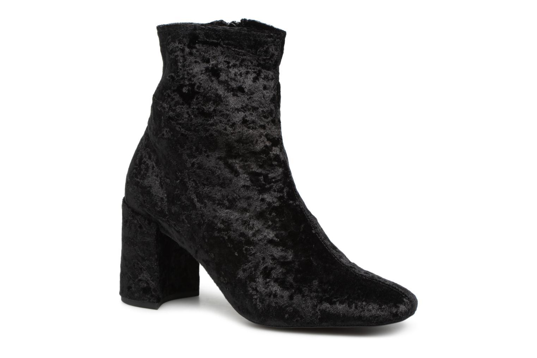 Jeffrey Campbell 121 (Noir) - Bottines et boots chez Sarenza (340170)