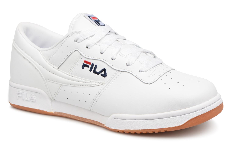 FILA Original Fitness H (Blanc) - Baskets chez Sarenza (340268)