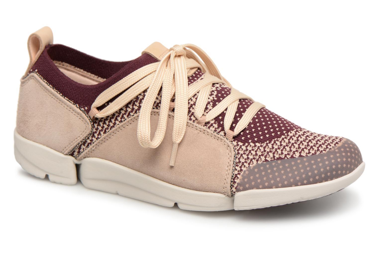 Zapatos de hombre y mujer de promoción por tiempo limitado Clarks Tri Amelia (Rosa) - Deportivas en Más cómodo