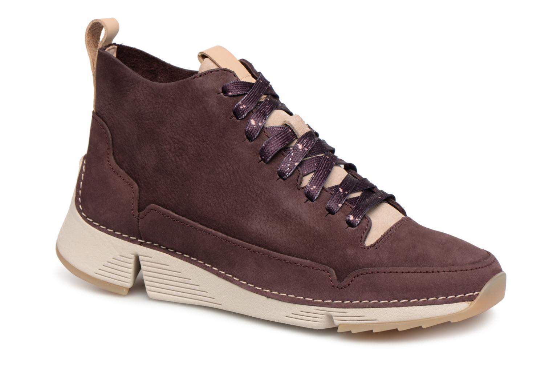 Grandes descuentos últimos zapatos Clarks Tri Free (Violeta     ) - Deportivas Descuento