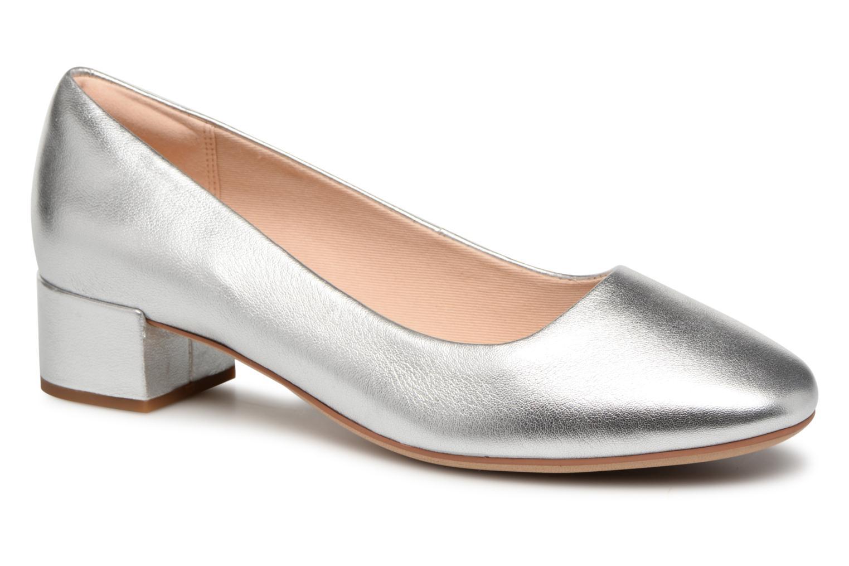Zapatos de hombres y mujeres de moda casual Clarks (Plateado) Orabella Alice (Plateado) Clarks - Zapatos de tacón en Más cómodo 452757