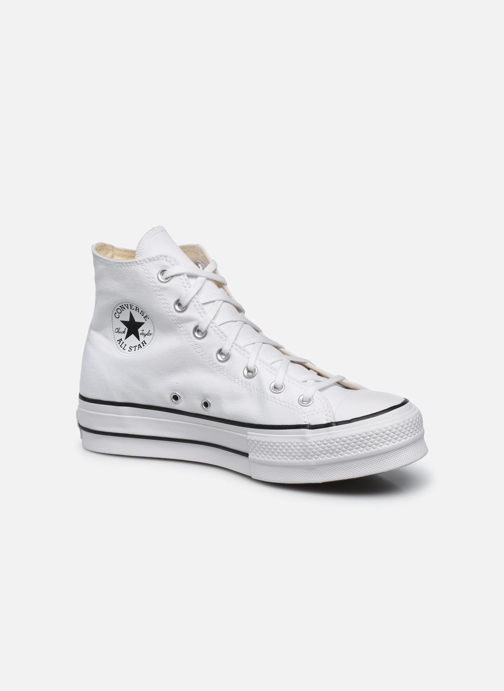 converse blanche chuck taylor