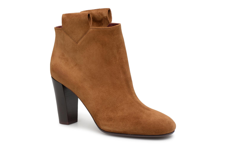 Zapatos casuales salvajes Avril Gau Chic (Marrón) - Botines  en Más cómodo