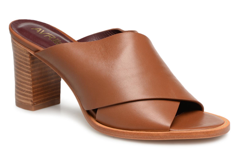 Zapatos promocionales Avril Gau Caris (Marrón) - Zuecos   Venta de liquidación de temporada