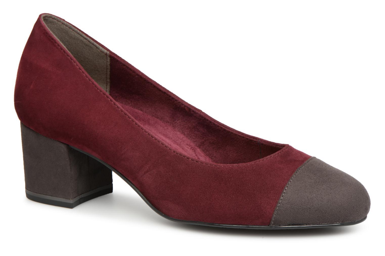 Últimos recortes de precios Tamaris MERLA (Vino) - Zapatos de tacón chez Sarenza