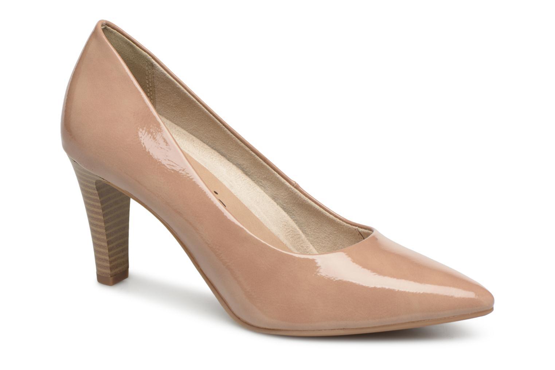 Últimos recortes de precios Tamaris KELLY (Beige) - Zapatos de tacón chez Sarenza