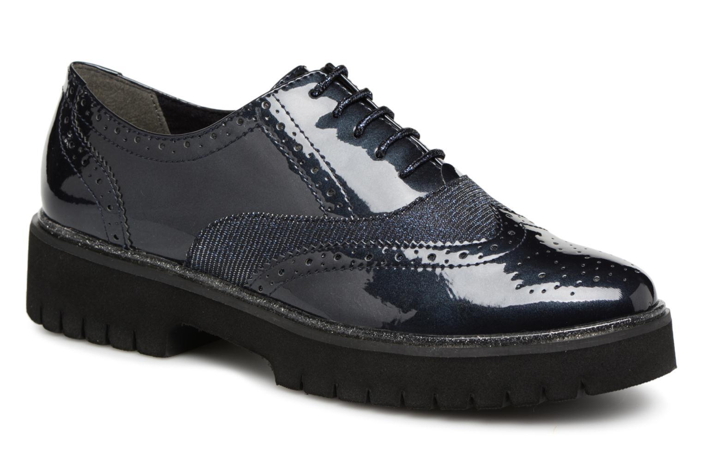 Grandes descuentos últimos zapatos Tamaris RABA (Azul) - Zapatos con cordones Descuento