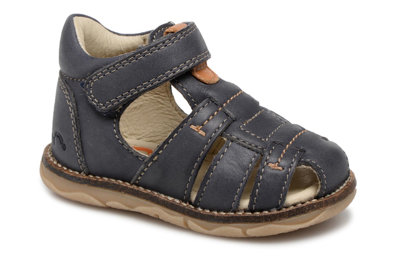 Sandales et nu-pieds Noël MIHIT Gris vue détail/paire