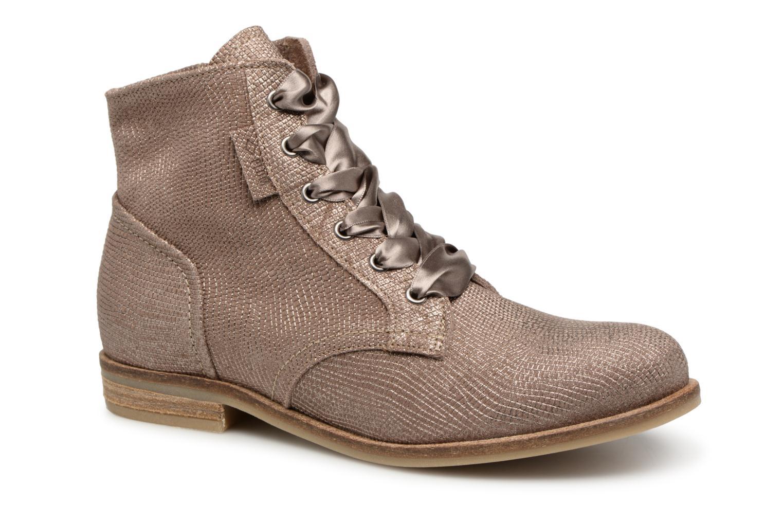 Grandes descuentos últimos zapatos P-L-D-M By Palladium SAMARA  FRN (Marrón) - Botines  Descuento