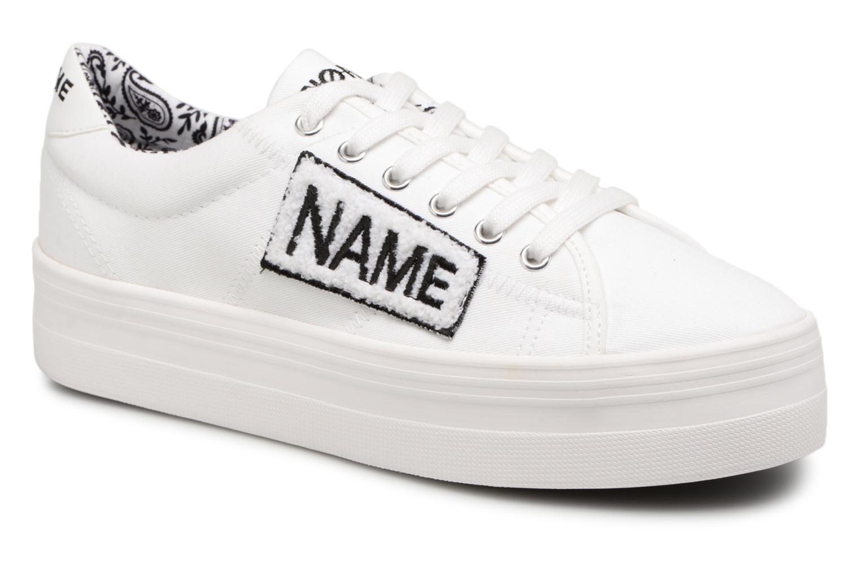 PLATO SNEAKER TWILL/PATCH - Sneaker für Damen / schwarz No Name 8kcMr