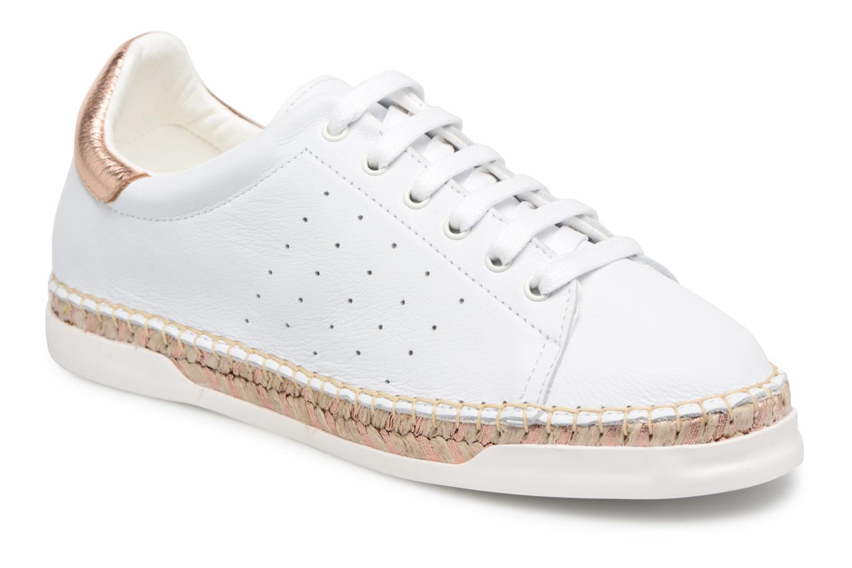 Zapatos de hombres y Canal mujeres de moda casual Canal y St Martin LANCRY BIS (Blanco) - Deportivas en Más cómodo 3147d7