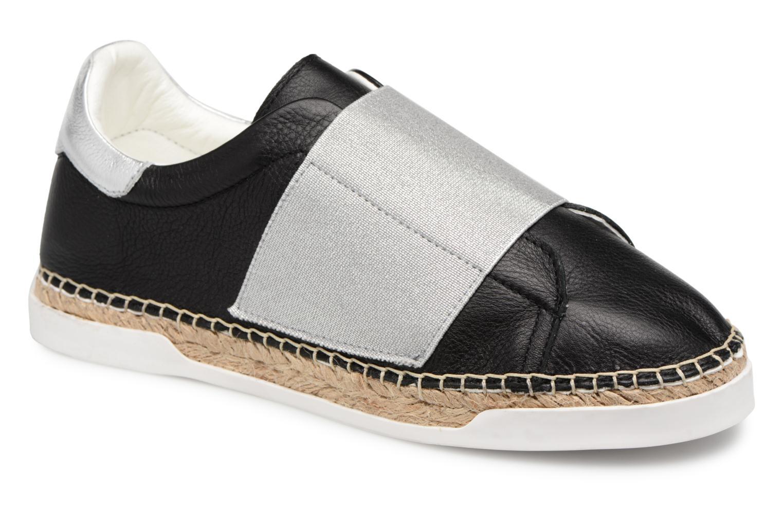 Zapatos promocionales Canal St Martin LANCRY ELASTIQUE (Negro) - Deportivas   Zapatos casuales salvajes