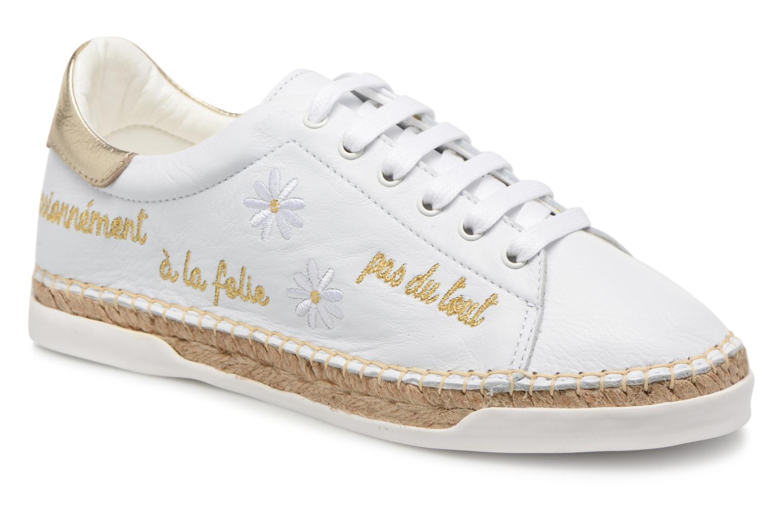 Grandes descuentos (Blanco) últimos zapatos Canal St Martin LANCRY LOVE (Blanco) descuentos - Deportivas Descuento 4410b7
