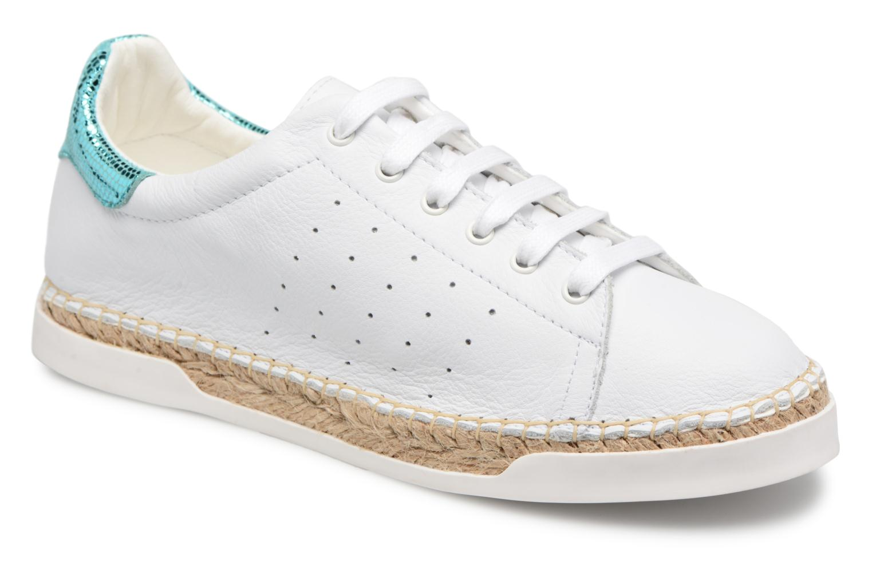 Grandes descuentos últimos zapatos Canal St Martin LANCRY PE18 (Blanco) - Deportivas Descuento