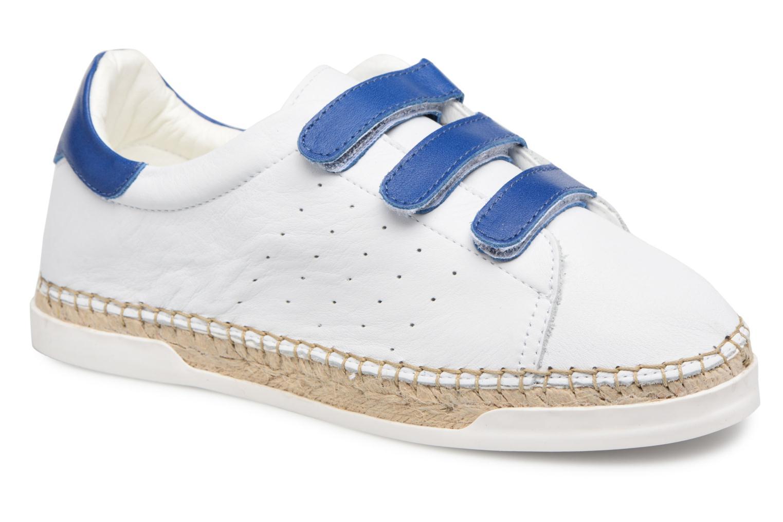 Zapatos promocionales Canal St Martin LANCRY SCRATCH (Blanco) - Deportivas   Cómodo y bien parecido