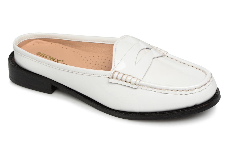 Zapatos promocionales Bronx Bfrizox 66068 (Blanco) - Zuecos   Los zapatos más populares para hombres y mujeres