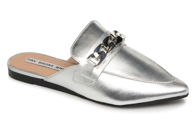 Grandes descuentos últimos zapatos Bronx Bfennerx 66075 (Plateado) - Zuecos Descuento