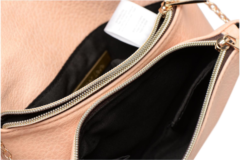 Handtaschen Street Level Perforated crossbody beige ansicht von hinten
