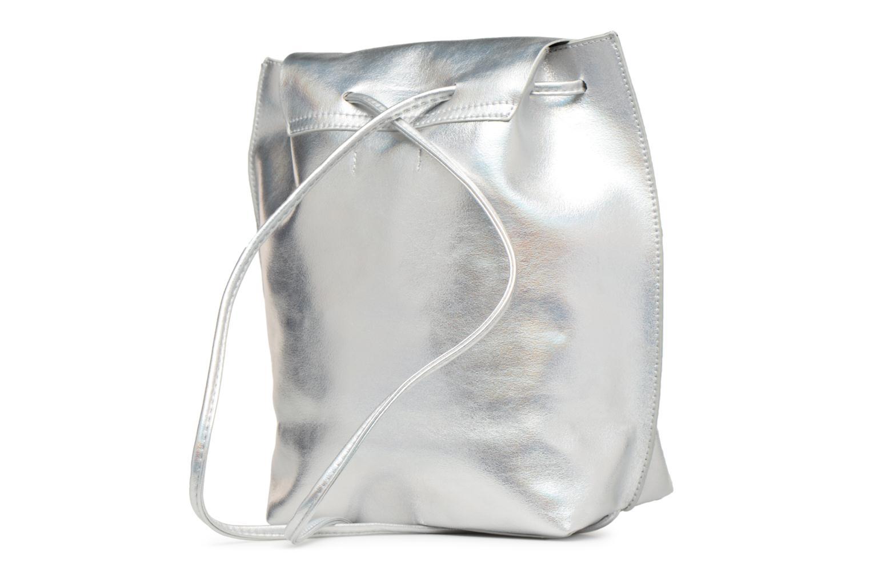 Rugzakken Street Level Slouch thin strap backpack Zilver rechts